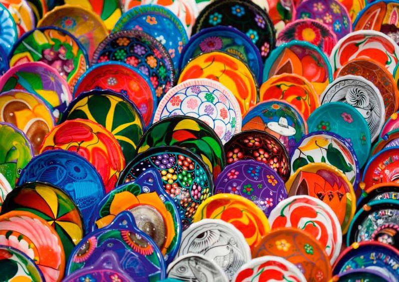 Imagenes Coloridas De Fondo: PLATOS COLORIDOS