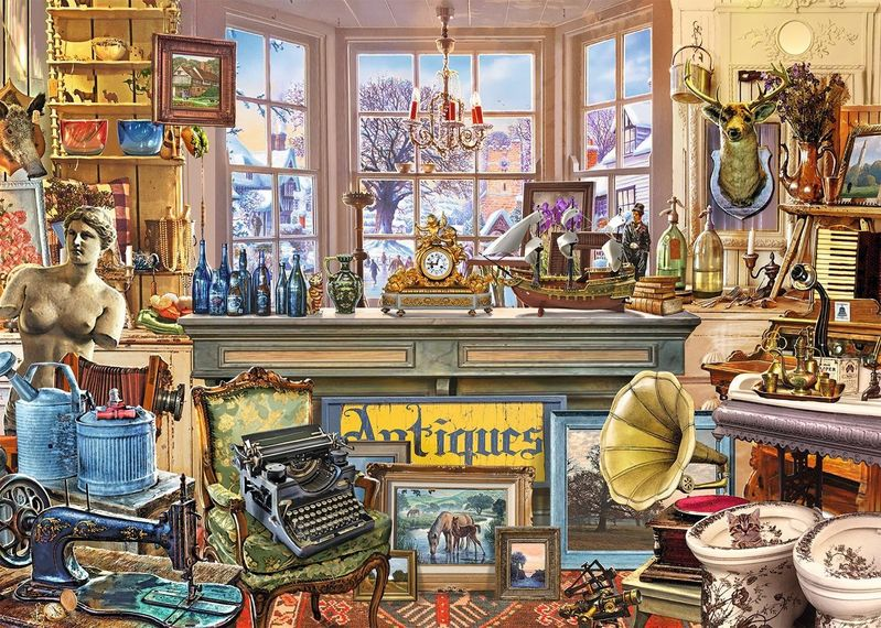 ALBERT´S ANTIQUE SHOPPE