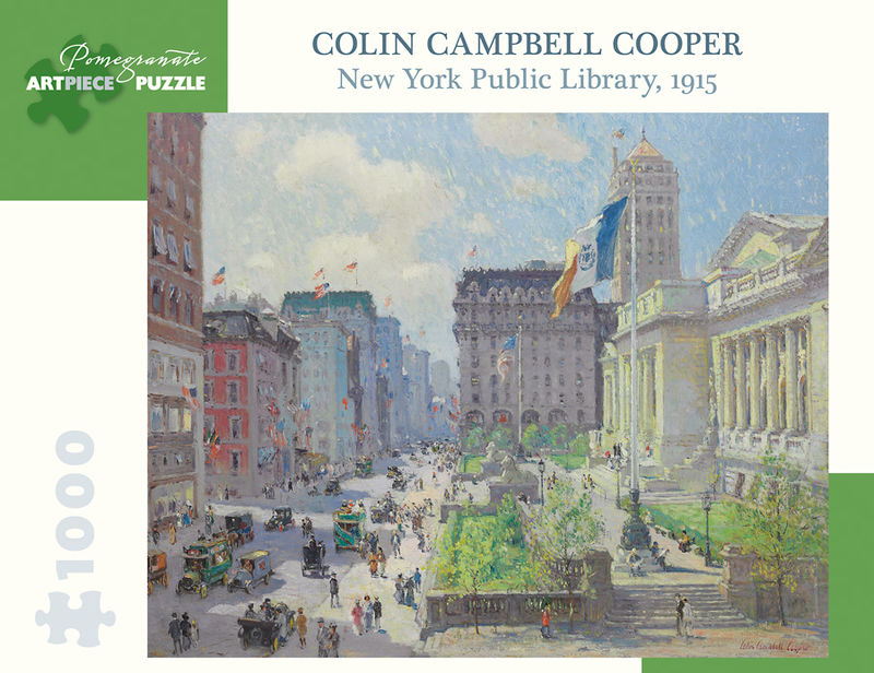 COOPER - NEW YORK PUBLIC LIBRARY
